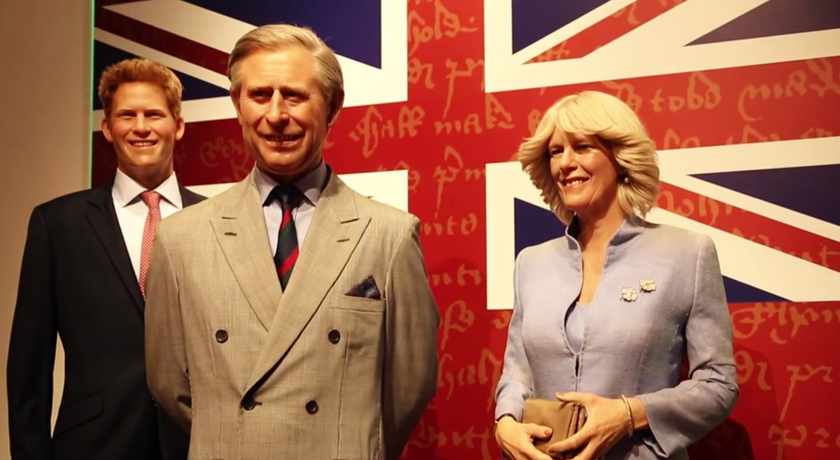 Madame tussauds london beelden