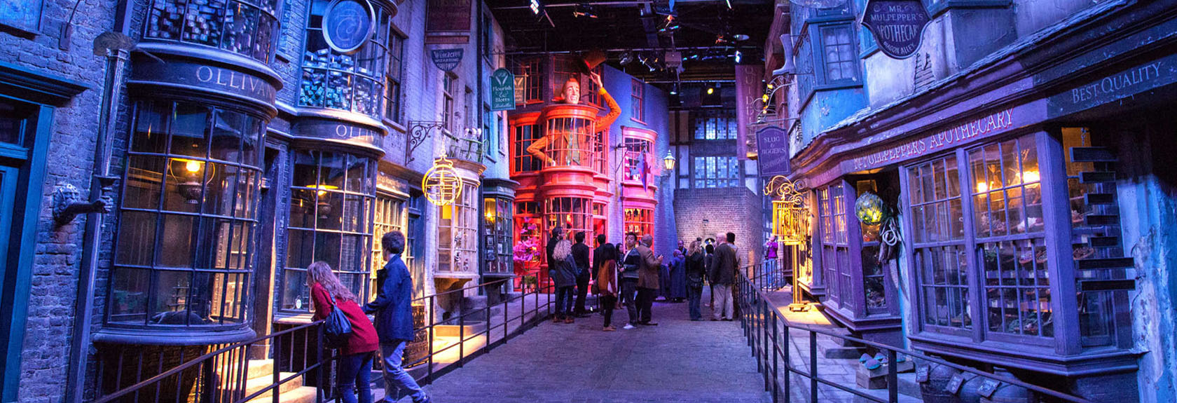 Harry Potter – Warner Bros Studio Tour in Londen