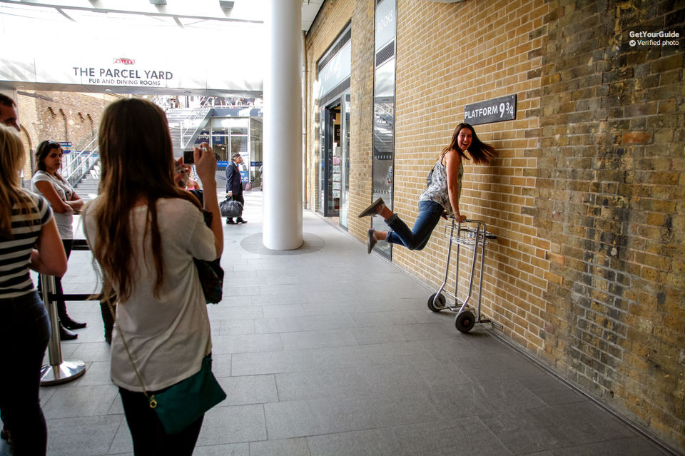 Harry Potter tour in Londen