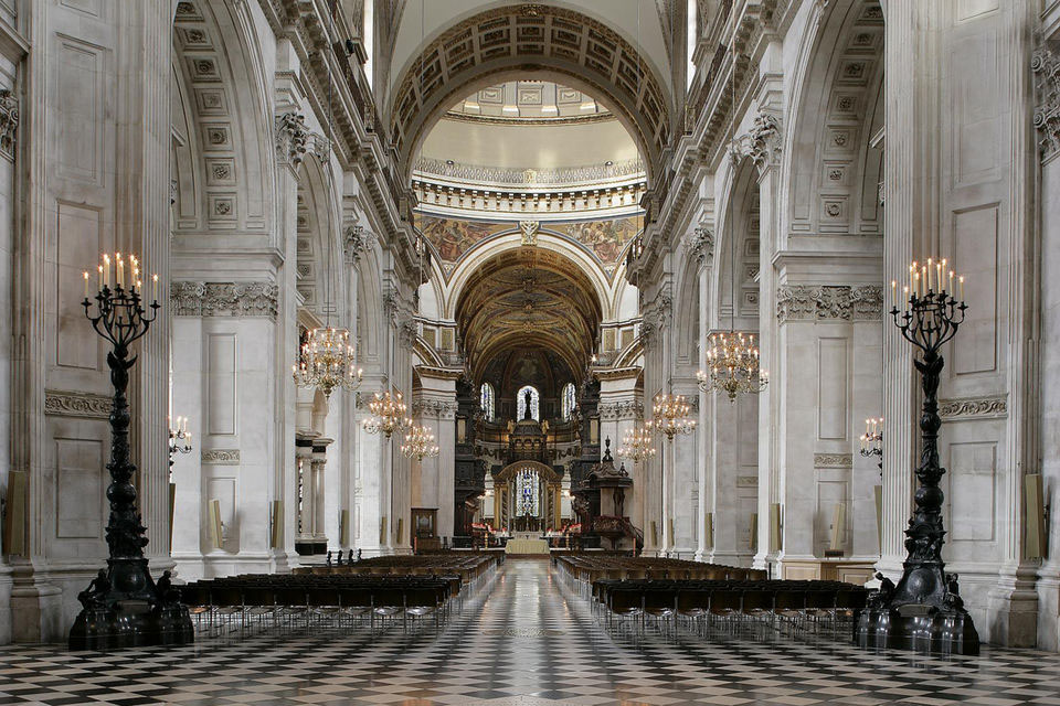Tickets voor de St. Paul's Cathedral in Londen