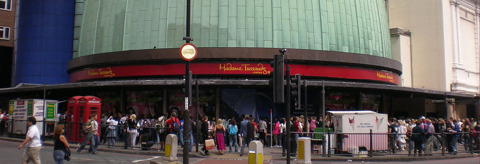 Madame Tussauds Tickets – snelle toegang
