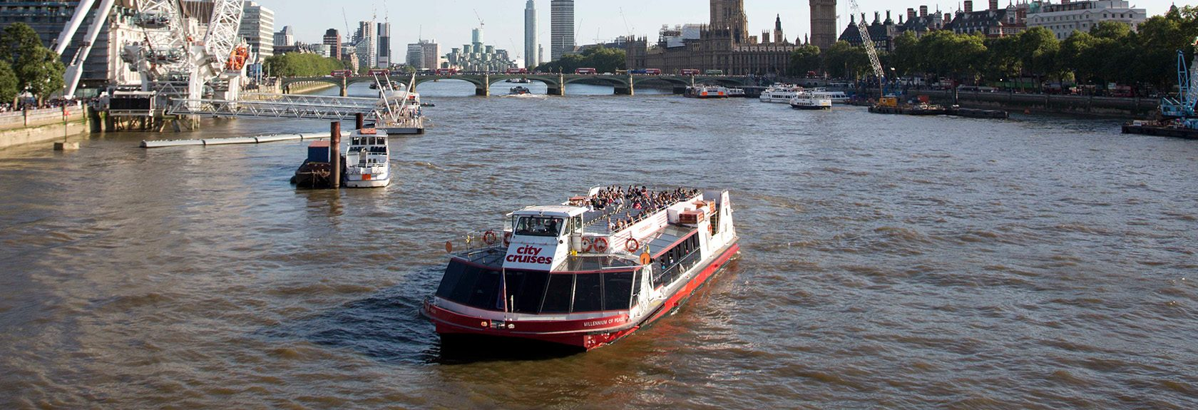 Hop-on-Hop-off stadscruise Londen