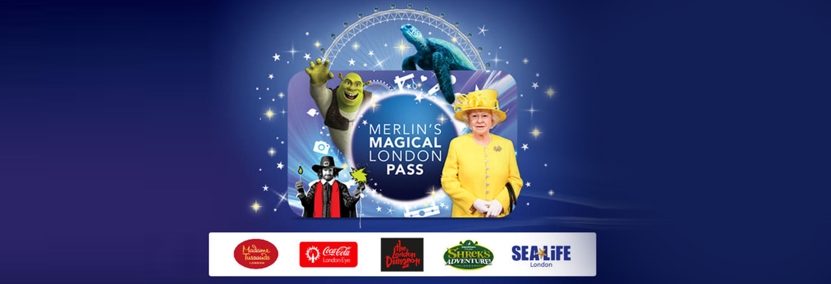 Merlin Magical London Pass
