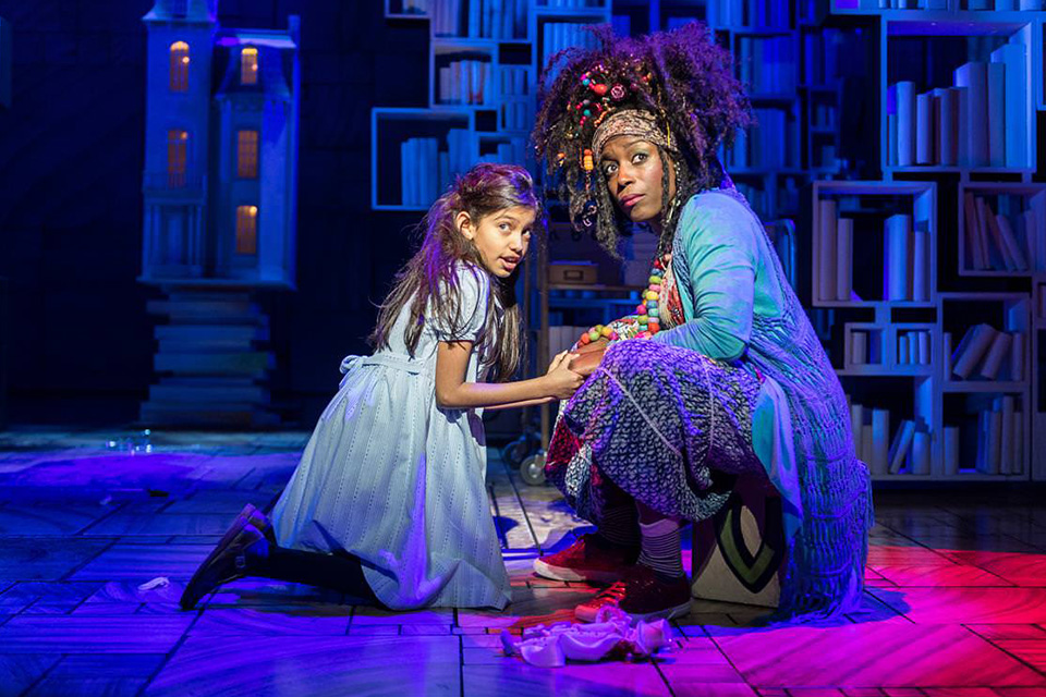 Matilda The Musical in Londen