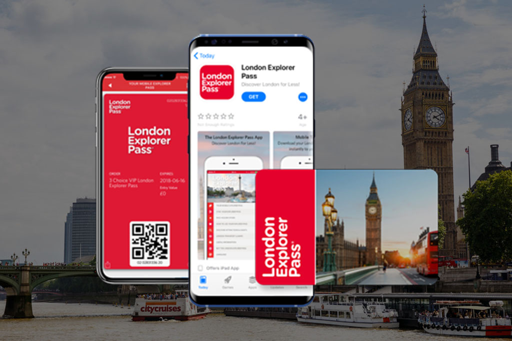 De London Explorer Pass