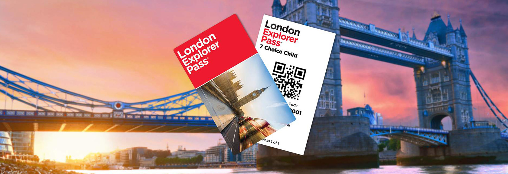 London Explorer Pass – tot 40% korting op attracties