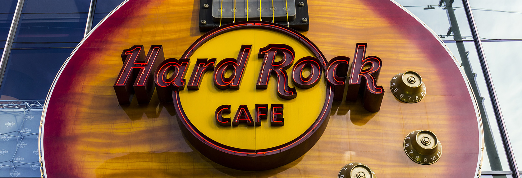 Hard Rock Cafe Londen