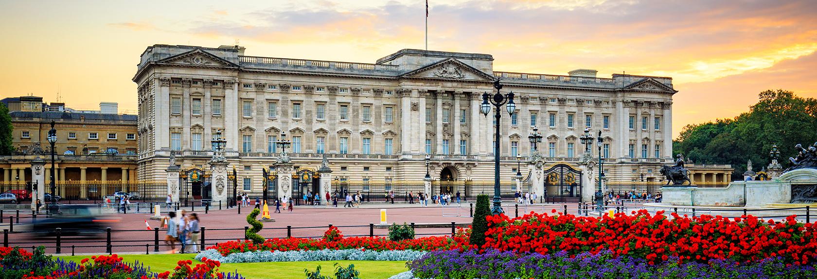 Dagtour Buckingham Palace & Windsor Castle