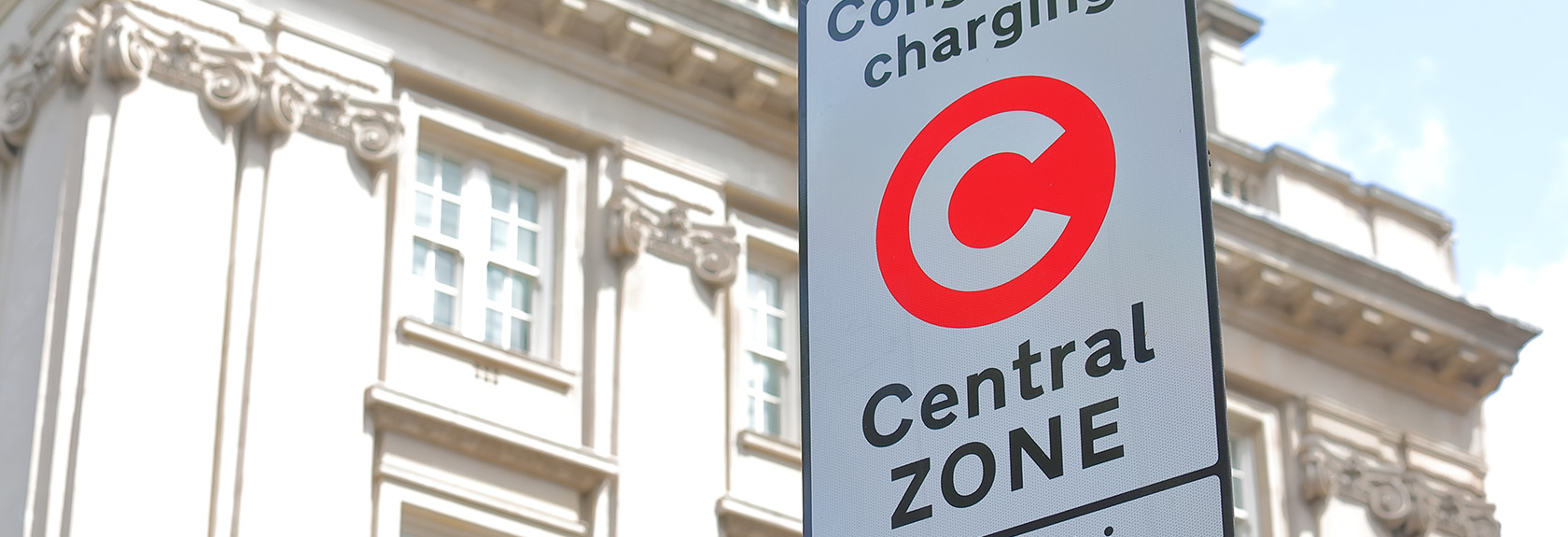 Congestion Charge in Londen