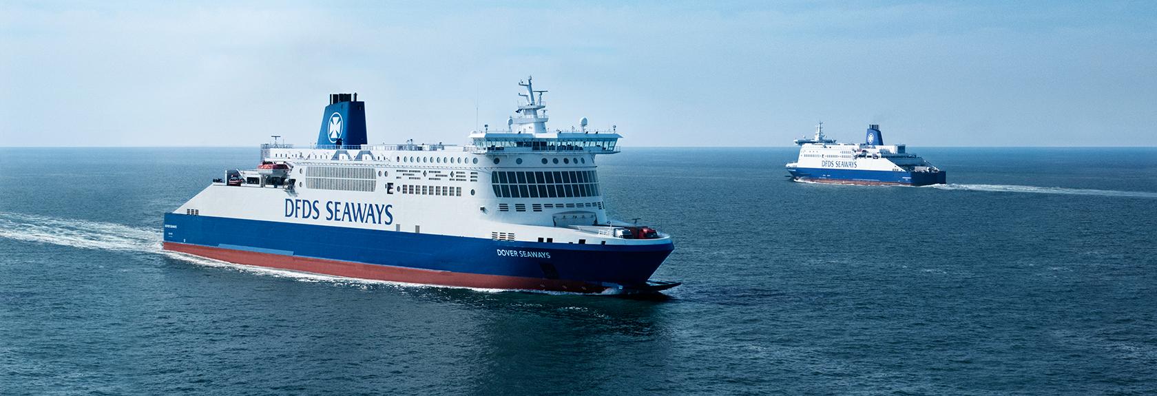 Veerboot Duinkerken – Dover