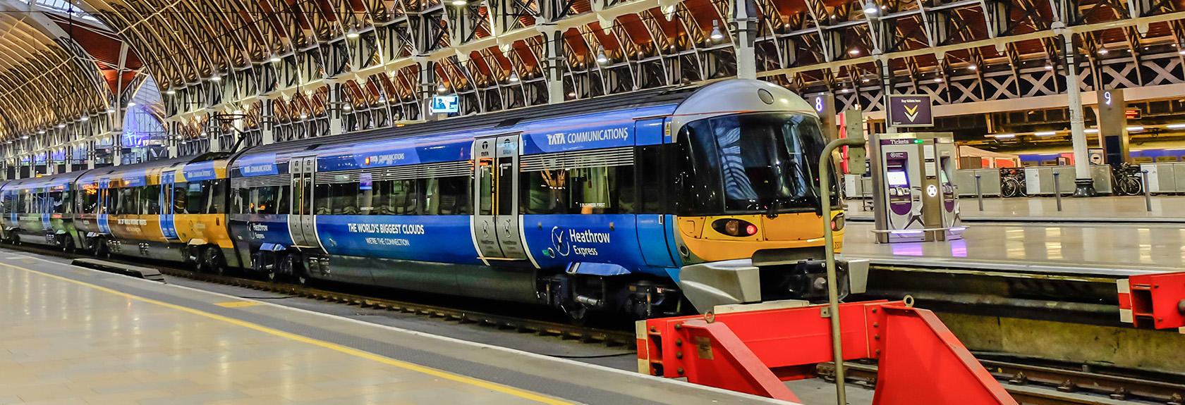 Heathrow Express trein