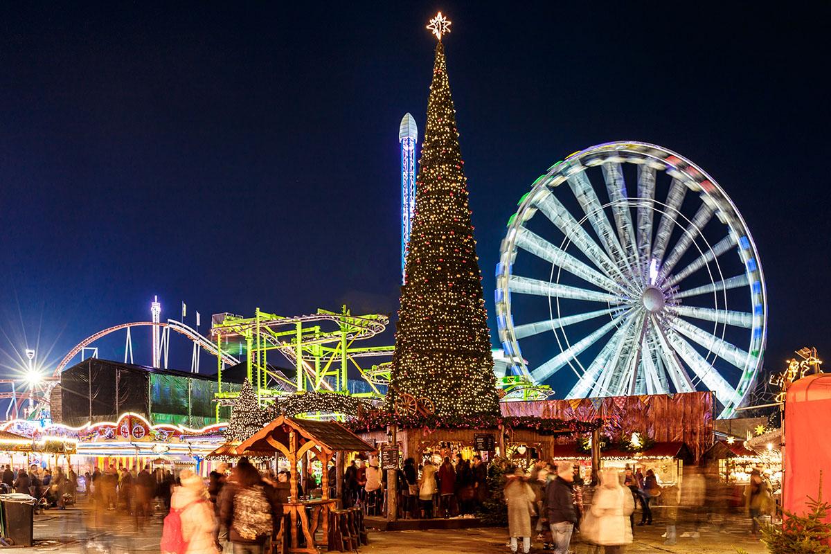 Kerst in Londen - Christmas shoppen in Londen