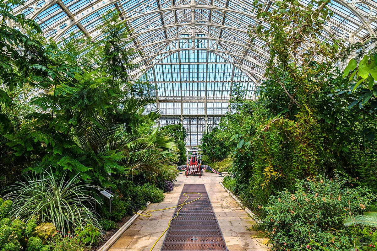 Kew Palace & Gardens in Londen