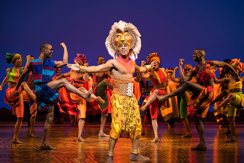 Lion Kind the Musical in Londen