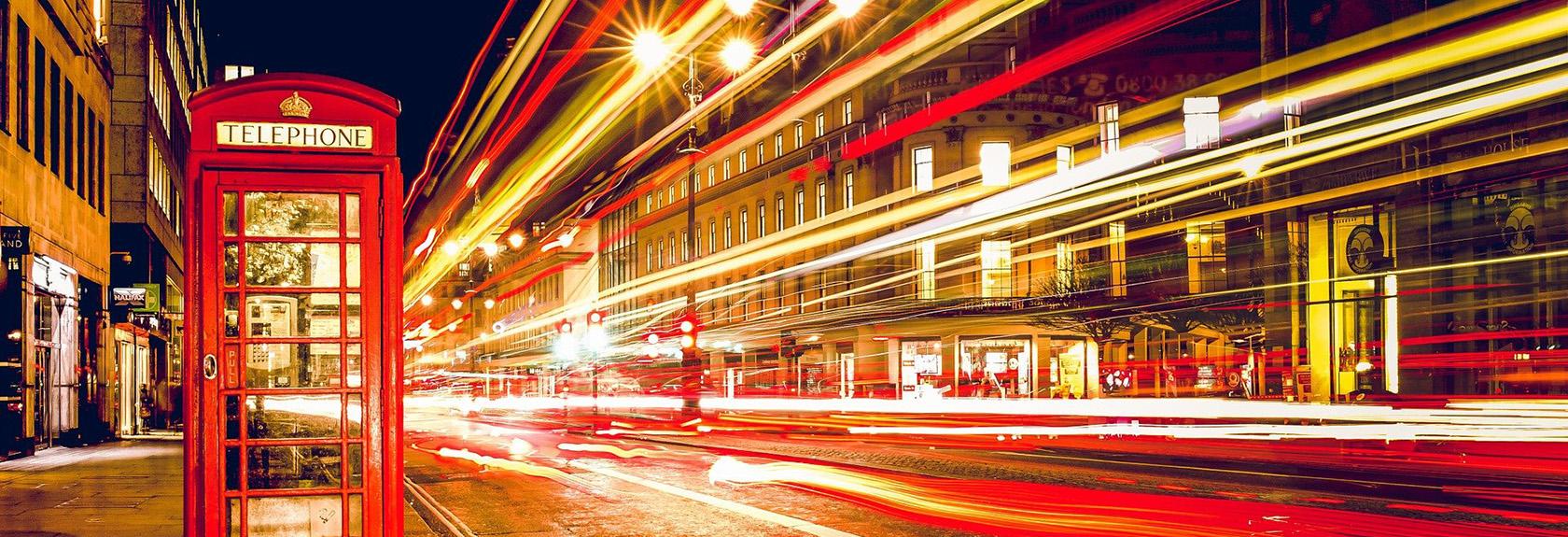 Weekendje naar Londen gebruik een VPN!