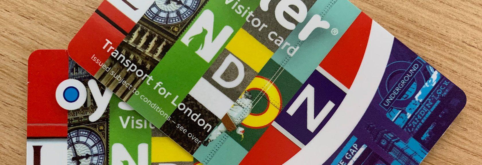 De Oyster Card – de OV chipkaart van Londen