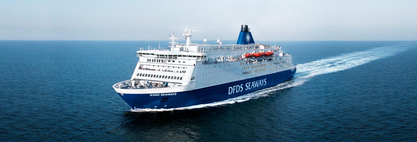 Veerboot Calais – Dover