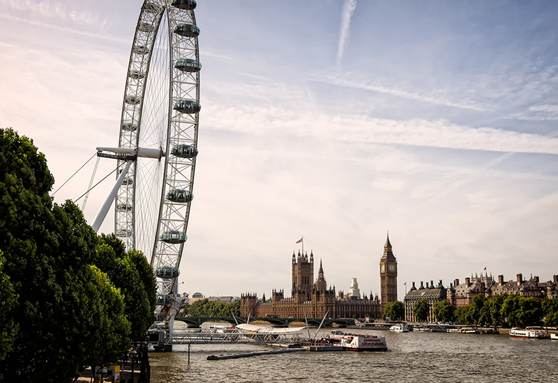 Zomer in Londen